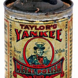 Yankee Metal Polish Tin