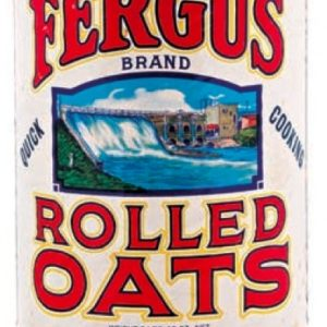 Fergus Oats Box