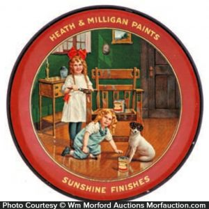 Heath & Milligan Paints Sunshine Tray