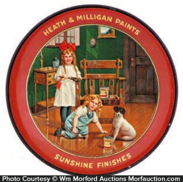 Heath & Milligan Paints Sunshine Tray