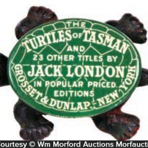 Jack London Turtle