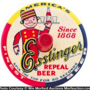 Esslinger Repeal Beer Top