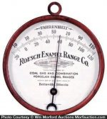 Roesch Ranges Thermometer