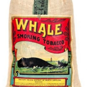 Whale Tobacco Pouch