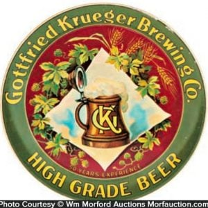 Gottfried Krueger Brewing Tip Tray