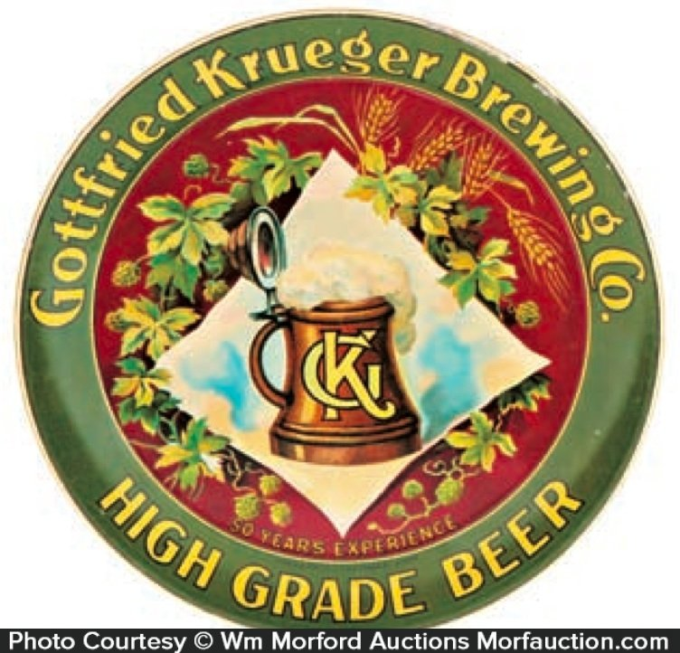 Gottfried Krueger Brewing Tip Tray