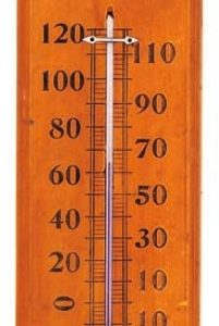 Dr. Caldwell's Thermometer