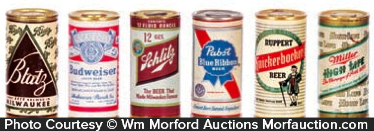 Vintage Beer Can 104