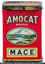 Amocat Spice Tin