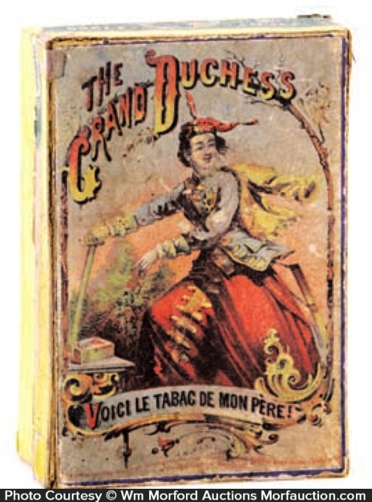 Grand Duchess Tobacco Box