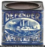 Defender Tobacco Tin