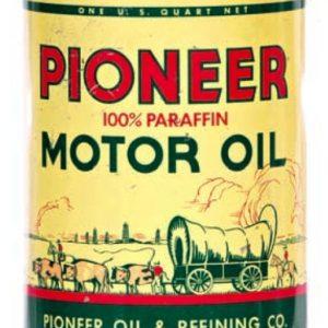 Pioneer Motor Oil