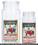 Yellowstone Pickle Jars