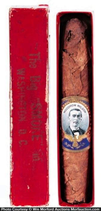 Woodrow Wilson Cigar