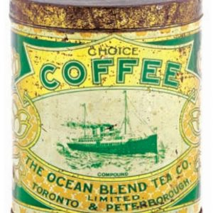 Ocean Blend Coffee Can