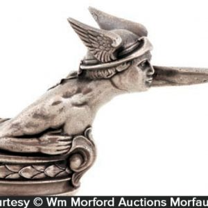Mercury Hood Ornament