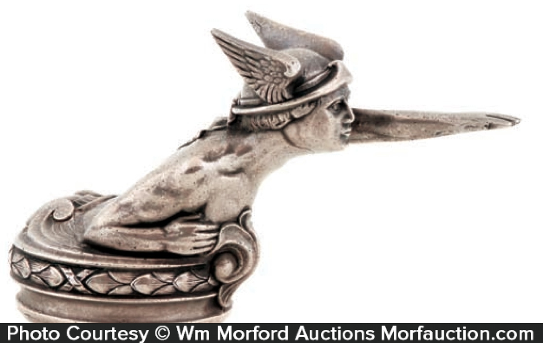 Mercury Hood Ornament