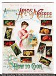 Arbuckle's Ariosa Coffee Sign