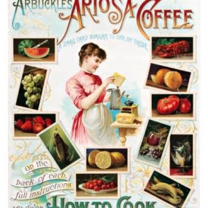 Arbuckle's Ariosa Coffee Sign