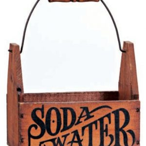 Soda Water Carrier