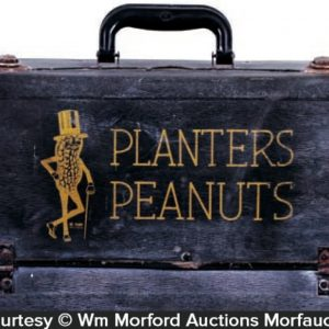Planters Peanuts Salesman's Case