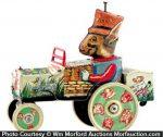 Uncle Wiggily Marx Toy