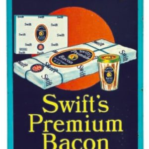 Swift's Premium Bacon Sign