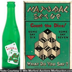 Natural Set Up Soda Lot