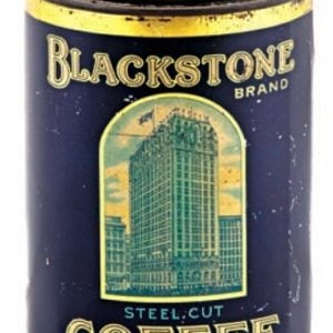 Blackstone Coffee Tin