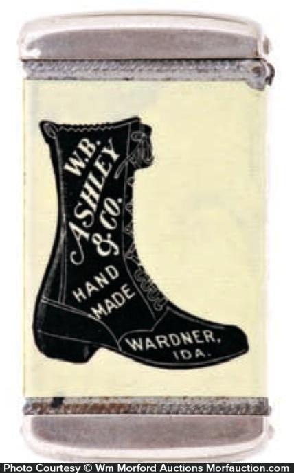 Ashlee Shoes Match Safe