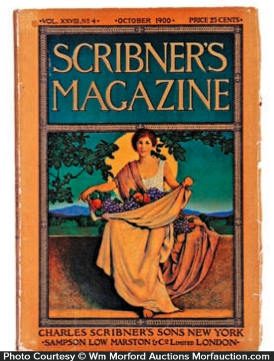 Maxfield Parrish Scribner's Magazine