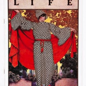 Maxfield Parrish Masquerade Life Magazine