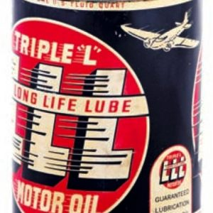 Triple L Oil Can