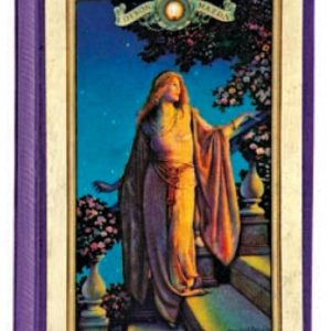 Maxfield Parrish Enchantment Playing Cards