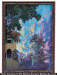Maxfield Parrish Sunrise Print