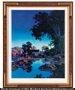 Maxfield Parrish Evening Shadows Image