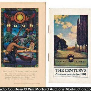 Maxfield Parrish Ephemera