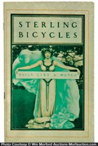 1898 Sterling Bicycles Catalog