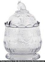 Heinz Horse Radish Jar
