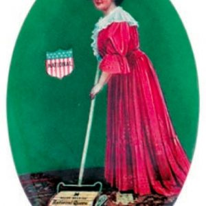 National Queen Sweepers Mirror