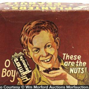 Planters Chocolate Peanuts Display Box