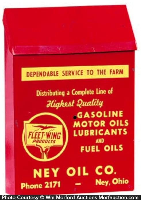 Fleet Wing Tin Box