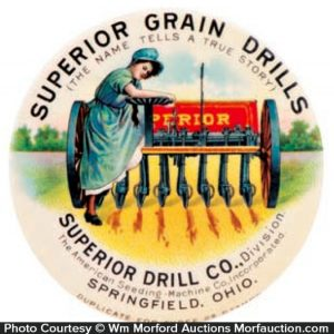 Superior Grain Drills Mirror