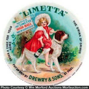 Limetta Pocket Mirror