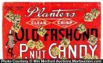 Planters Clean Crisp P. Nut Wrapper