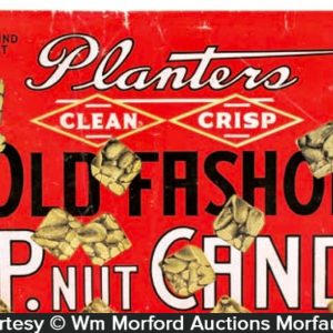 Planters Clean Crisp P. Nut Wrapper