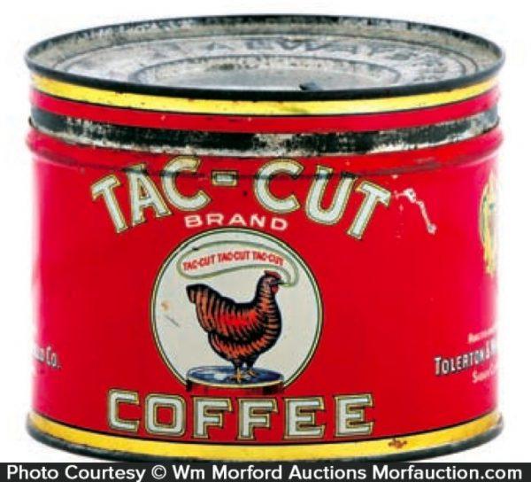 Tac-Cut Coffee Can