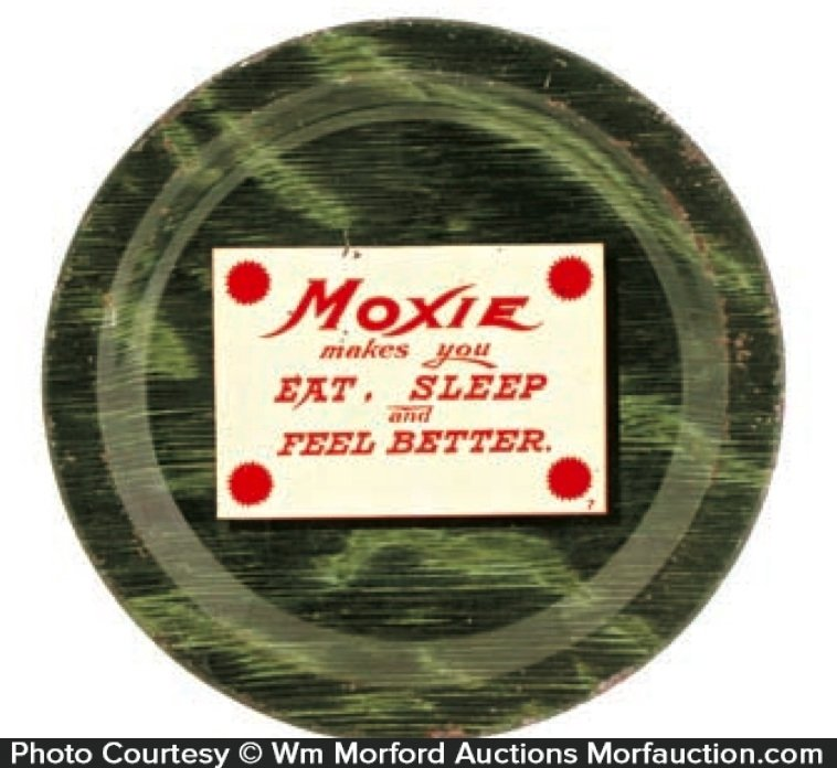 Moxie Eat, Sleep and Feel Better Tip Tray