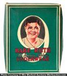 Babe Ruth Underwear Box
