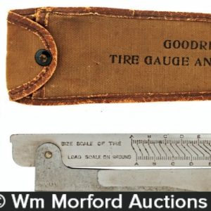 Ford Model A Tire Gauge
